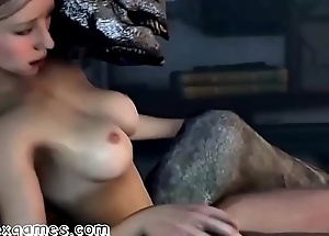 Monster Cock Have a passion Hot Nude Girl
