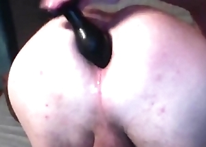 Teasing My Winking Asshole With Buttplug (Preview)