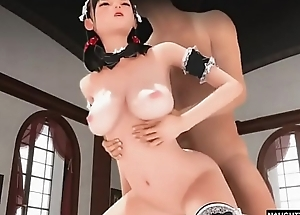 Super Naughty Maid 2 Hentai Hardcore