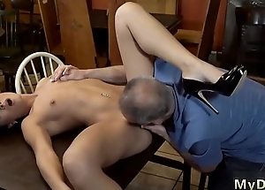 Old white daddy first time Can you trust your girlally leaving their way