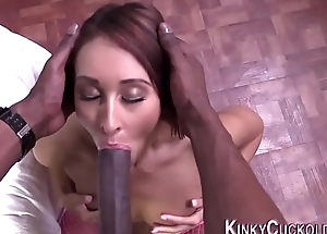 Hotwifes pussy creampied