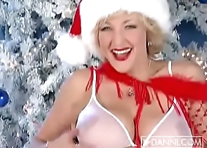 Danni Ashe on Christmas