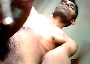 Hyderabad dear boy rajesh dick flashing &amp_ masturbation 3