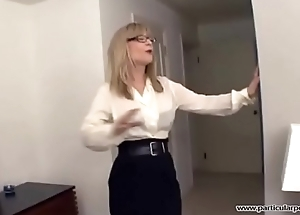 Milf fucks with his brother coming home