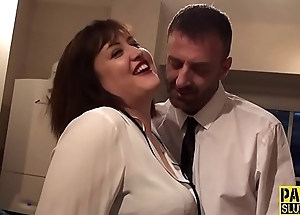 Milf submissive fingered
