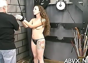 Non-professional older crazy bondage xxx scenes in dirty scenes