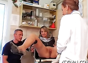 Kinky mistress ties and tapes up serf in hot bdsm fetish