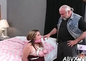 Neat lay women hard sex in thraldom extreme show