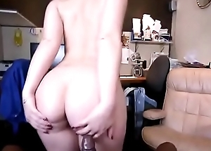 Interracial fuck big ass brunette