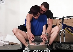 FamilyDick - Daddy Fucks a Young Twink