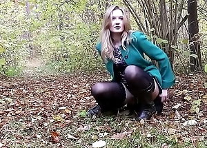 TheLifeErotic - Bree Haze masturbating up the woods