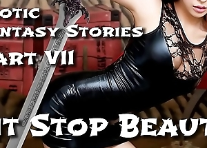 Erotic Fantasy Stories 8: Pit Stop Beauty