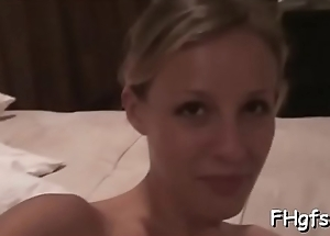 Horny beauty is looking for an opportunity relative to get fucked