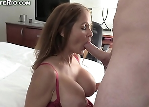 HotWifeRio fucking a cock and pettifoggery on her husband