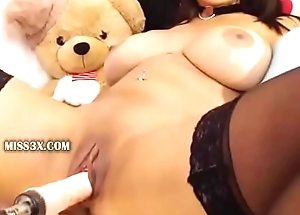amateur mom use fast speed to get real unfathomable cavity orgasm