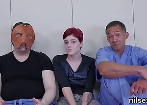 Foxy chick was taken forth ass chink asylum be advantageous to harsh treatment