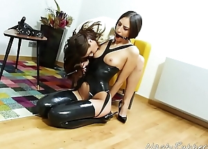 Mistress And Slave Facesitting
