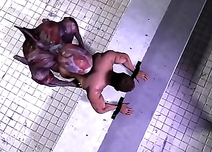 Chris Redfield with Bdshot Anal 3d gay games