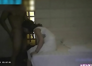 Hot Hidden Cam Sex Be advantageous to Asian College Couple 13 01